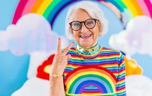 Οι super γιαγιάδες που γίνονται top models!