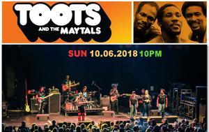 Toots, Maytals, Kosmos Live