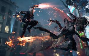 Devil May Cry 5, Nero, Dante