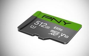 MicroSD, 512GB