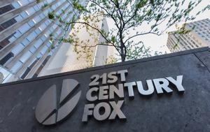 Disney, Comcast, -μαμούθ, 21st Century Fox, Disney, Comcast, -mamouth, 21st Century Fox