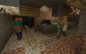 Minecraft, Microsoft, Nintendo