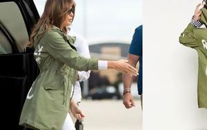 Θύελλα, Melania Trump –, thyella, Melania Trump –