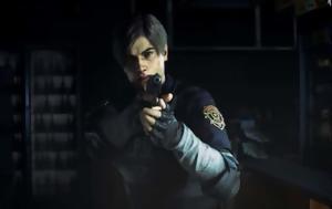 Αποκαλύφθηκαν, Resident Evil 2, apokalyfthikan, Resident Evil 2