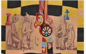 Εγκαίνια, Ο Αλφόνσο, Μπρόνσταιν, Μουσείο Βυζαντινού Πολιτισμού, egkainia, o alfonso, bronstain, mouseio vyzantinou politismou