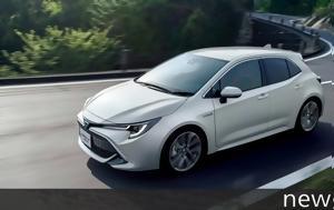 Αυτή, Toyota Corolla Sport, Ιαπωνία, afti, Toyota Corolla Sport, iaponia