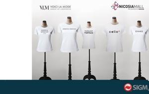Έξι, Ομίλου Voici La Mode, Nicosia Mall, exi, omilou Voici La Mode, Nicosia Mall