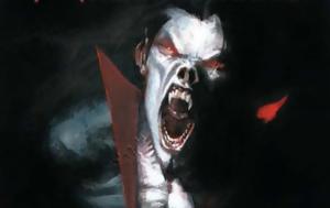 Jared Leto, Morbius, Living Vampire