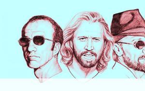 Bee Gees, Ιππότης, Μπάρι Γκιμπ, Bee Gees, ippotis, bari gkib