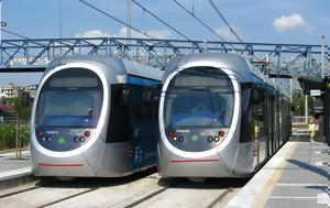 Τραμ, Ηράκλειο Kρήτης, tram, irakleio Kritis