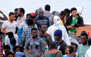Μετανάστες, Κόζα Νόστρα, metanastes, koza nostra