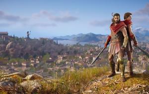 Assassin's Creed Odyssey Gazarte, Ubisoft, CD Media