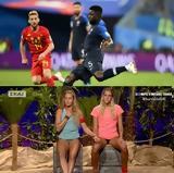 Mundial VS Survivor, Ποιο,Mundial VS Survivor, poio