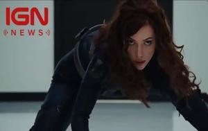 Black Widow Solo Film Lands Director - IGN News