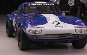 Superformace Corvette Grand Sport, Jay Leno