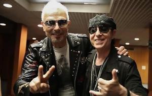 Αντίστροφη, Scorpions, antistrofi, Scorpions