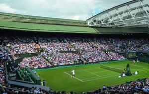ROLEX, Wimbledon, 40 Χρόνια, ROLEX, Wimbledon, 40 chronia