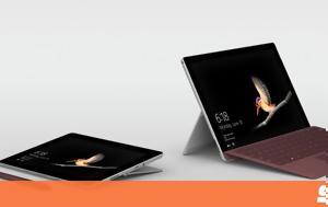 Ανακοινώθηκε, Microsoft Surface GO, anakoinothike, Microsoft Surface GO