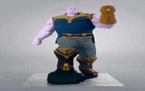 SDCC, LEGO Thanos