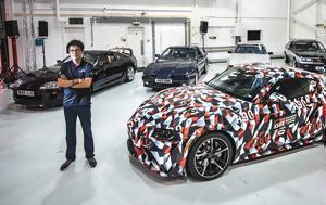Δες, Toyota Supra, des, Toyota Supra