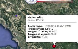 Σεισμός 42, Ιωάννινα, seismos 42, ioannina