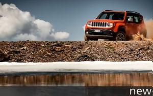 Jeep Renegade, Compass, 5 000