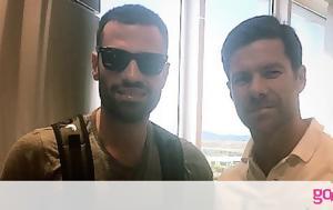 Κωνσταντίνος Αργυρός, Xabi Alonso, konstantinos argyros, Xabi Alonso
