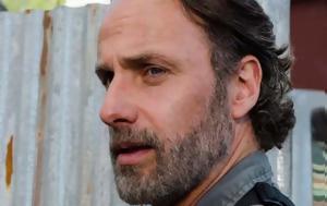 SDCC 2018, Αποχωρεί, Andrew Lincoln, The Walking Dead, SDCC 2018, apochorei, Andrew Lincoln, The Walking Dead