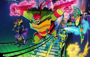 SDCC 2018, Νέο, Rise, Teenage Mutant Ninja Turtles, SDCC 2018, neo, Rise, Teenage Mutant Ninja Turtles
