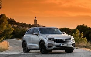 Νέο Volkswagen Touareg, Απόβαση, Ελλάδα, neo Volkswagen Touareg, apovasi, ellada