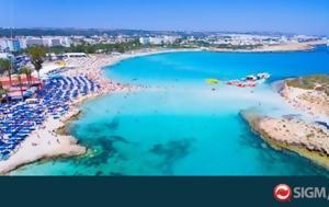 CNN Travel, Tο Nissi Beach, CNN Travel, To Nissi Beach