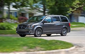 FCA, Dodge Grand Caravan Journey, Chrysler 300