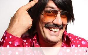 Ποιος, 40χρονος Θάνος Κιούσης, Tonis Sfinos, poios, 40chronos thanos kiousis, Tonis Sfinos