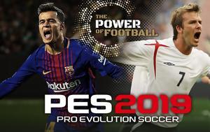 8 Αυγούστου, Pro Evolution Soccer 2019, 8 avgoustou, Pro Evolution Soccer 2019