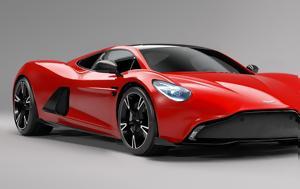 Aston Martin, Vanquish