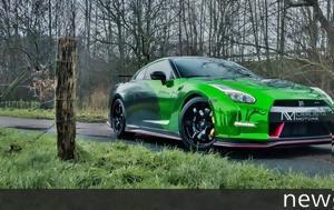 Αναβάθμιση, Nissan GT-R Nismo, Fostla, anavathmisi, Nissan GT-R Nismo, Fostla