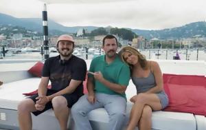 Murder Mystery, Netflix, Ιταλία, Murder Mystery, Netflix, italia