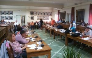 Χανιά, Συνεδριάζει, Τετάρτη, Δημοτικό Συμβούλιο, chania, synedriazei, tetarti, dimotiko symvoulio
