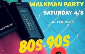 Walkman Party 80s 90s, Poco Poco