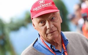 Μάχη, Niki Lauda, machi, Niki Lauda