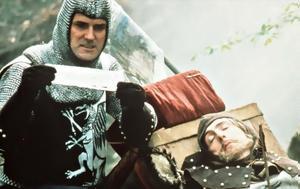 Monty Python, Αποκαλύφθηκε, Holy Grail, Monty Python, apokalyfthike, Holy Grail