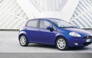 Τέλος, Fiat Punto, telos, Fiat Punto