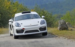 Porsche Cayman R-GT, Πλοηγός, Γερμανίας, Porsche Cayman R-GT, ploigos, germanias