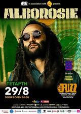 Alborosie,Fuzz Live Music Club