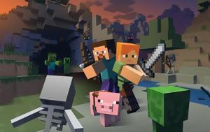 Αβέβαιο, Minecraft, avevaio, Minecraft