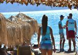 Τα δικαιώματα των λουόμενων στις οργανωμένες παραλίες,