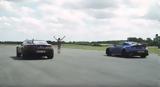 Aston Martin Vantage GT8 Vs DB11,