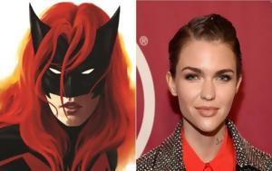 Batwoman, Twitter