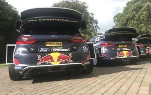 Ράλι Γερμανίας, Νέες, Ford Fiesta WRC, rali germanias, nees, Ford Fiesta WRC