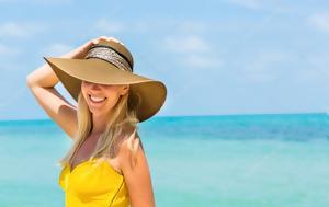 Πως θα φροντίσετε το πρόσωπο,  το σώμα και τα μαλλιά σας μετά την παραλία…
